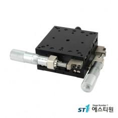 [SS2-80L,R,C] 알루미늄 XY-Stage 80x80
