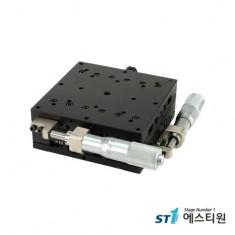 [SS2-100L,R,C] 알루미늄 XY-Stage 100x100