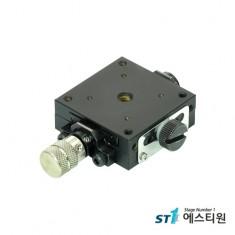 [G1-40R15,35,51] 각도 조정 고니어 스테이지 1-Axis 40