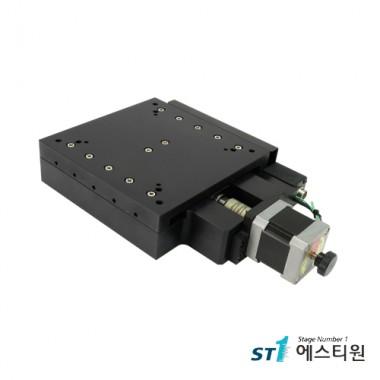 [SLS1 Series] X-Crossroller Motorized Stage SLS1-100R, SLS1-120R, SLS1-150R