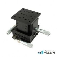 [SS3H-100] 알루미늄 XYZ-Stage 100x100