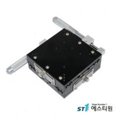 알루미늄 수동 XY축 스테이지 120X120 [SLY120-LM]