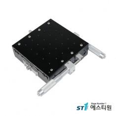 알루미늄 수동 XY축 스테이지 160X160 [SLY160-RM]