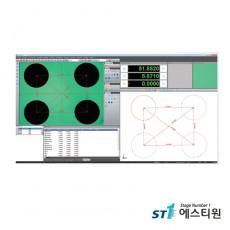 메뉴얼 전용 2,3차원 측정 소프트웨어 [QMS-3DM]
