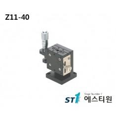 [Z11-40] Z-Stage 40X40 (Vertical 수직타입)