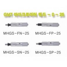 [MHGS Series] GMT 마이크로미터 헤드