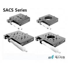 [SACS Series] Crossed-Roller Bearing Translation Stage