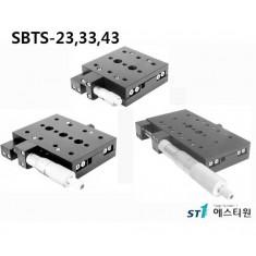 [SBTS-23,33,43] Ball Bearing Translation Stage