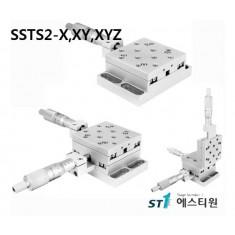 [SSTS2-X,XY,XYZ] Steel Translation Stage