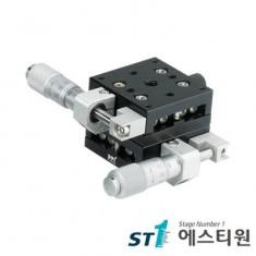 [SS2-6024L,R,C] 알루미늄 XY-Stage 60x60