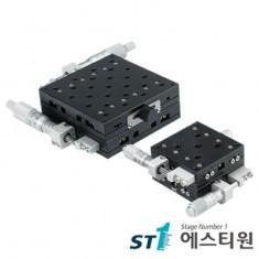 [SS2-12025L,R,C] 알루미늄 XY-Stage 120x120