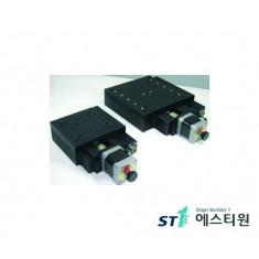 [SLS2 Series] XY-Crossroller Motorized Stage SLS2-100R, SLS2-120R, SLS2-150R