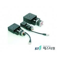 [SLS3 Series] XYZ-Crossroller Motorized Stage SLS3-80R, SLS3-8130R, SLS3-8160R