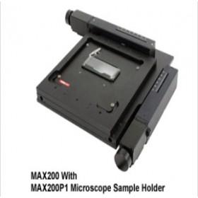 Motorized XY Stages (Max200, 201) > 현미경 모디파이 | 에스티원 - ST1