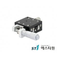 [SGFX40-60L] 알루미늄 틸트(고니어) 스테이지