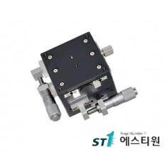 [SGFY40-40L] 알루미늄 틸트(고니어) 스테이지 40 x 40