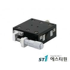 [SGFX60-75L] 알루미늄 틸트(고니어) 스테이지 60 X 60