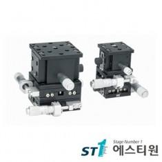 [SS3H-80] 알루미늄 XYZ-Stage 80x80