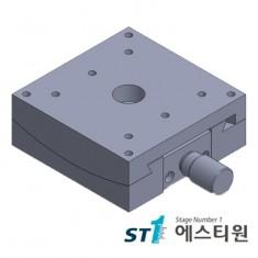 틸트 스테이지 Tilt Stage 80X80 [ST1-818-D4]