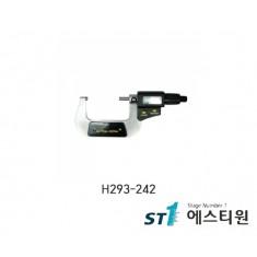 디지매틱외측마이크로미터 [H293-242]