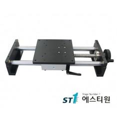 [SLXSC160-200] 알루미늄 장축 스테이지 160X160