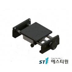 [SLXSC160-400] 알루미늄 장축 스테이지 160X160
