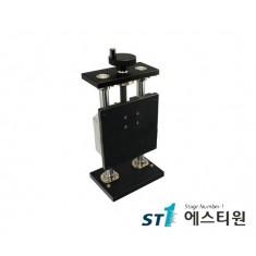 [SLVSC160-100] 알루미늄 장축 스테이지 160X160