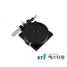 알루미늄 회전 스테이지 (Rotation) Ø100 [SRSP100-L]