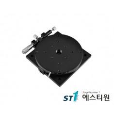 알루미늄 회전 스테이지 (Rotation) Ø125 [SRSP125-L]