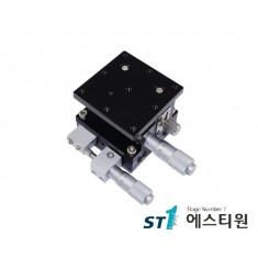 알루미늄 XZ축 스테이지 60×60 (수평타입) [SLE60-L]