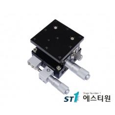 알루미늄 XZ축 스테이지 80×80 (수평타입) [SLE80-L-2]