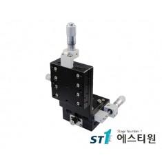 알루미늄 XYZ축 스테이지 (수직방향) 60x60 [SLDV60-LM-C2]
