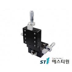 알루미늄 XYZ축 스테이지 (수직방향) 90x90 [SLDV90-LM-C2]